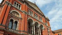 a Victoria and Albert museum London