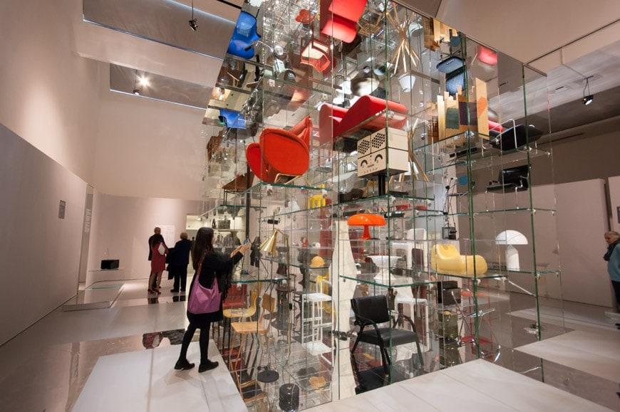 Milano | Icone del Design Italiano | Triennale Design Museum