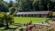 chedworth Roman villa Cheltenham 03