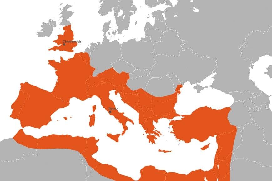 roman empire low