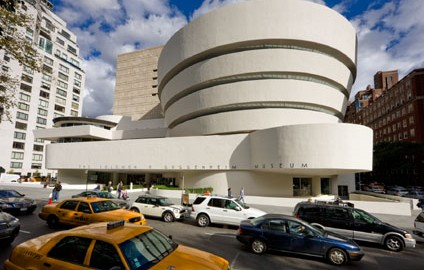 guggenheim museum New York 01