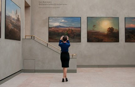 Neue Pinakothek Munchen Veronica Nardulli