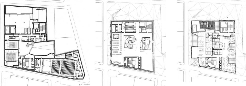 Bedzed besides Look At Alvar Aaltos Muuratsalo Experimental House as well Long House Upper Plan additionally Williamrossdesign additionally Caixaforum Madrid Herzog De Meuron. on architecture house plans