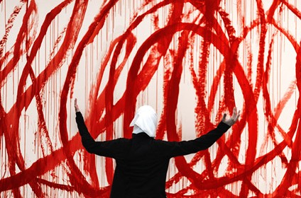 Tate Modern - Twombly2-thumb