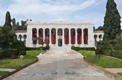 athina-avouri-gennadius-library