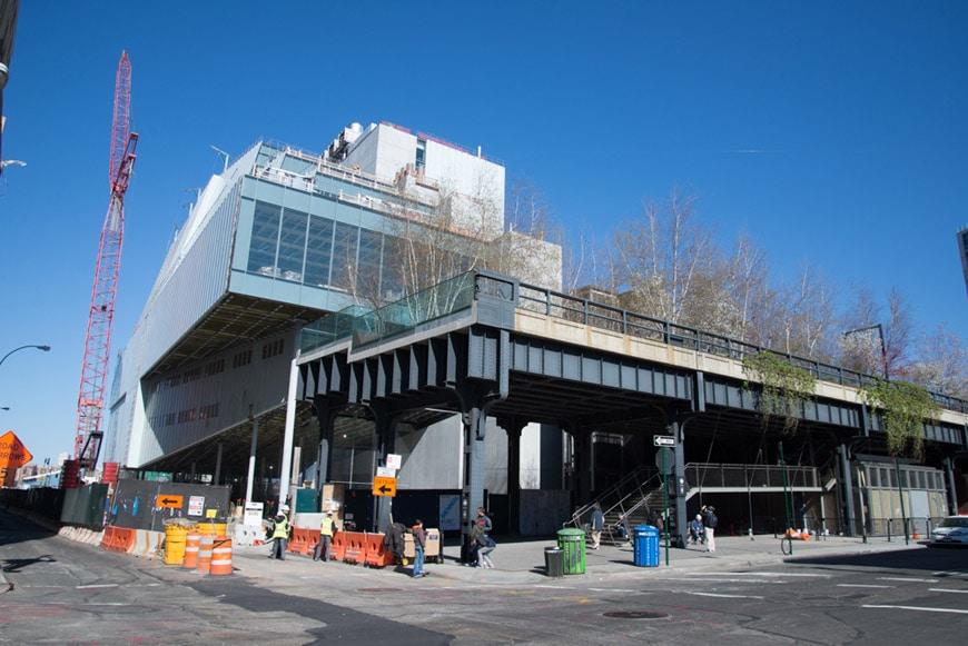 Whitney Museum New York