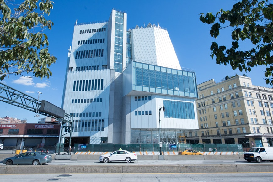 New York | The Whitney Museum new home by Renzo Piano