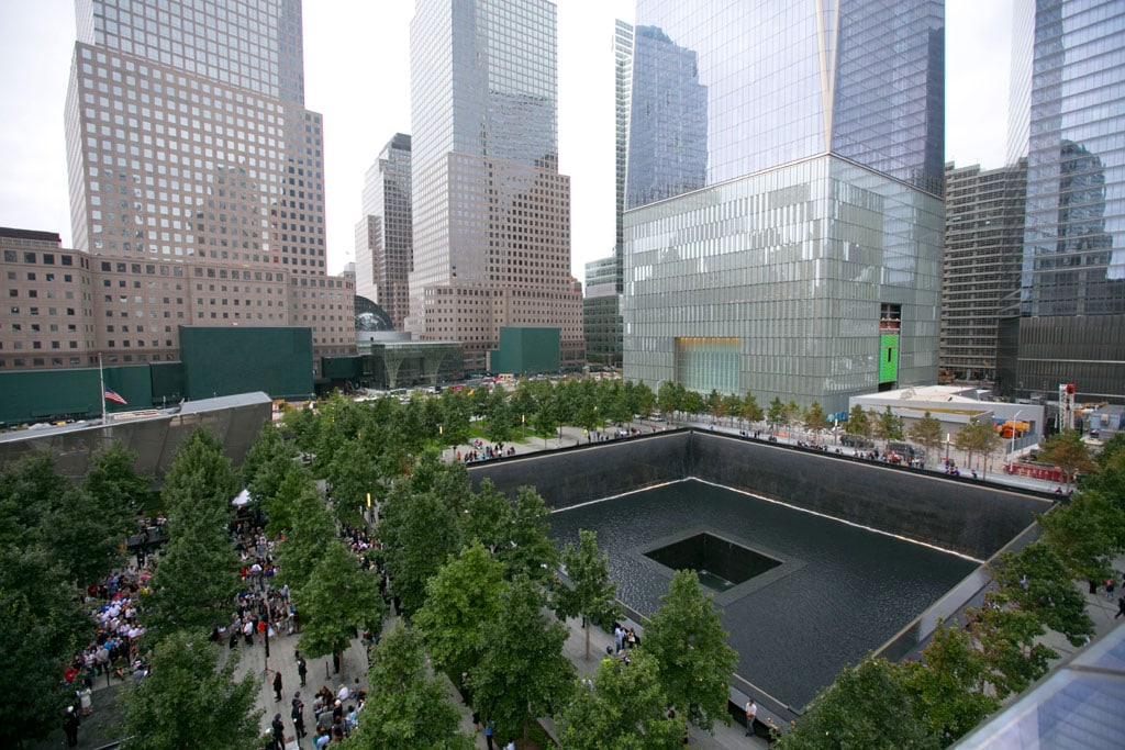 National September 11 memorial u0026 museum - New York