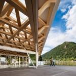 Shigeru Ban's new Aspen Art Museum