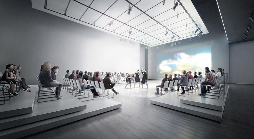 San francisco sfmoma expansion by sn hetta ready to open for San francisco contemporary art museum