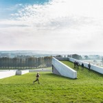 The museum under the lawn | Moesgaard