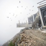 Zaha Hadid's new museum in its cradle