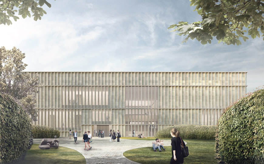 Zurich transforming the kunsthaus david chipperfield for Chipperfield arquitecto