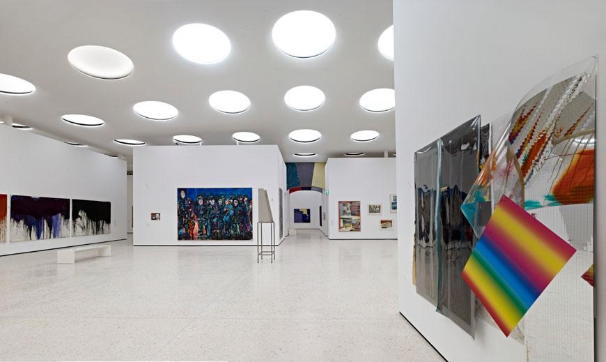 Frankfurt St 228 Del Museum Extension Schneider Schumacher