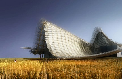 China pavilion Expo 2015 Milan preview 01
