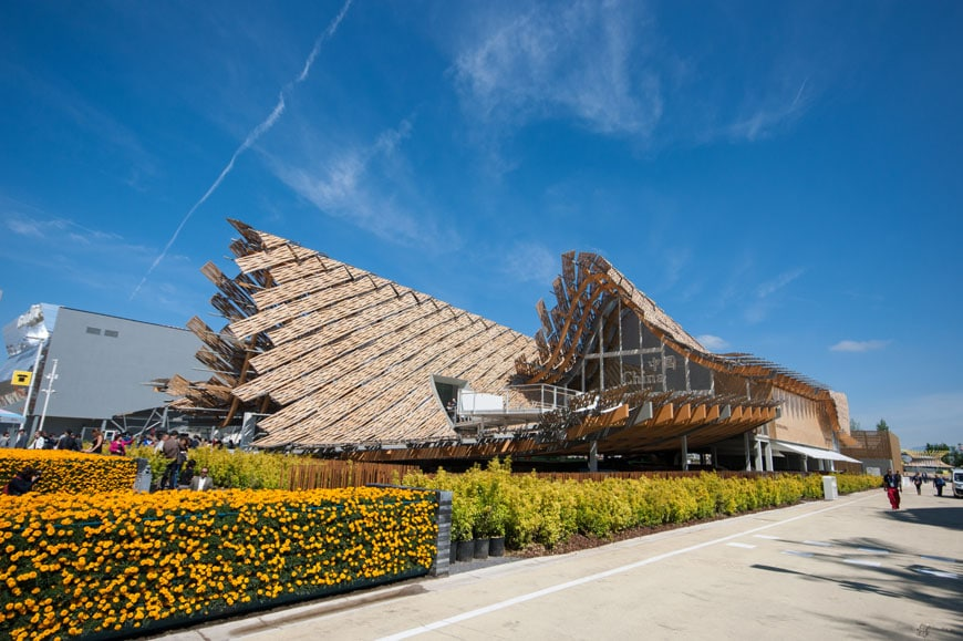 Mad Architects Pavilion Of China At Expo 2015 Milan