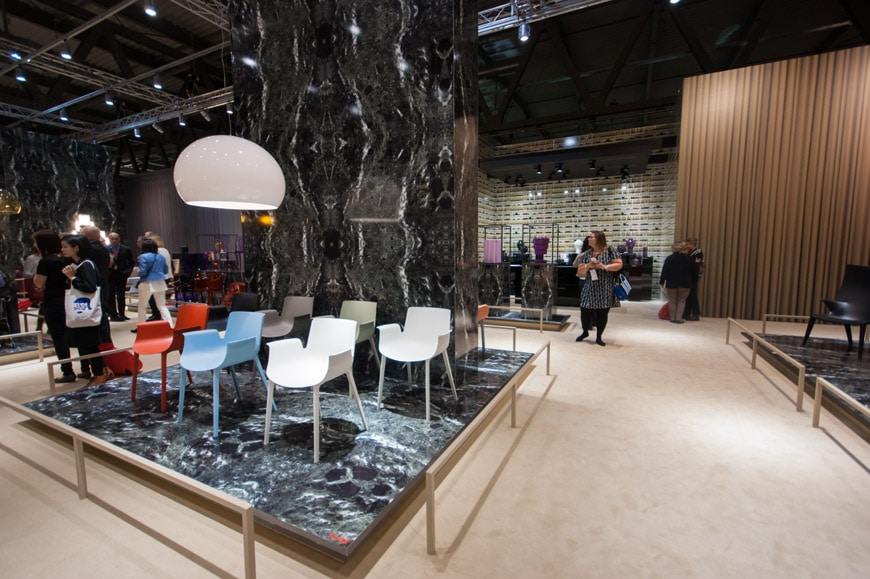 Exhibition Booth Furniture : Pictures from the milan furniture fair salone mobile