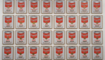 warhol-MoMA-32 soup cans