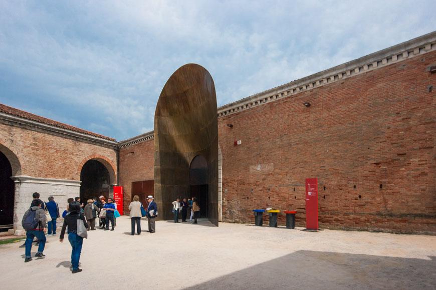 Le stanze della memoria biennale arte 2015 padiglione italia for Biennale venezia 2016