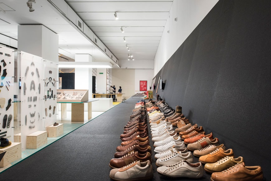 "London | ""Life on Foot"" exhibition at the Design Museum"