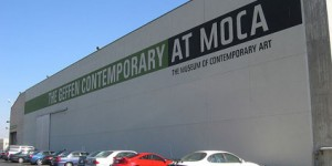Geffen Contemporary at MOCA