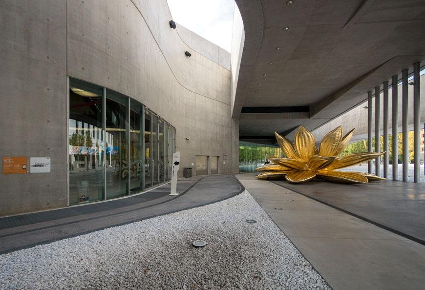 Zaha Hadid The Maxxi Museum Rome Part 1
