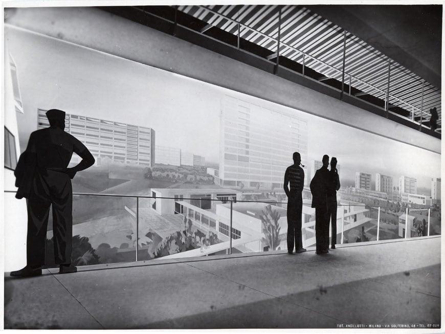 Le esposizioni della triennale di milano for Milano triennale mostre