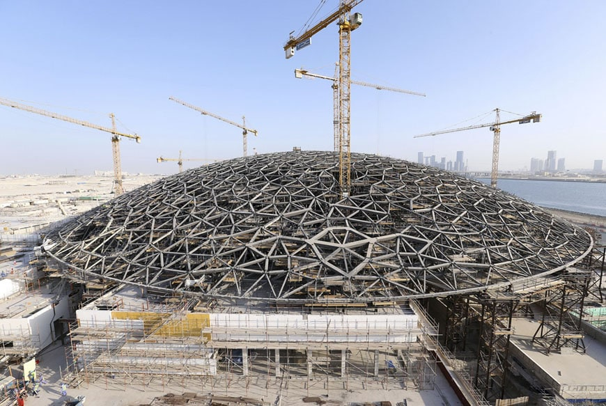 The Louvre Abu Dhabi By Ateliers Jean Nouvel