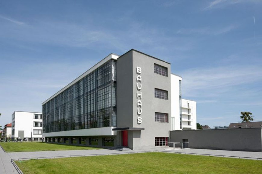 Bauhaus Building Design