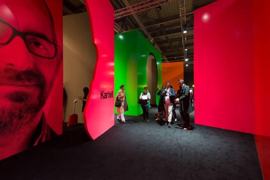 Report from milan furniture fair 2016 inexhibit for Kartell salone del mobile 2016
