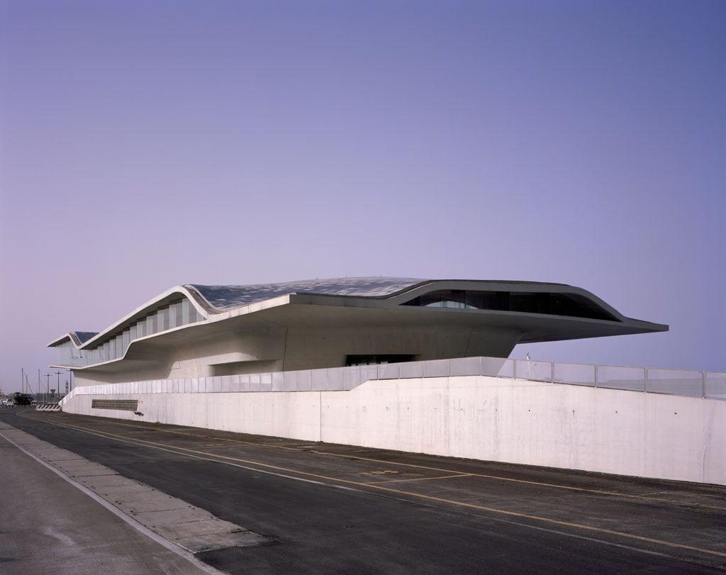 Salerno Maritime Station By Zaha Hadid Inaugurated In Italy