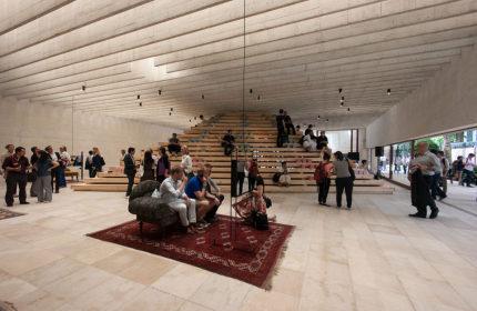 15th Venice Architecture Biennale   Nordic Countries pavilion
