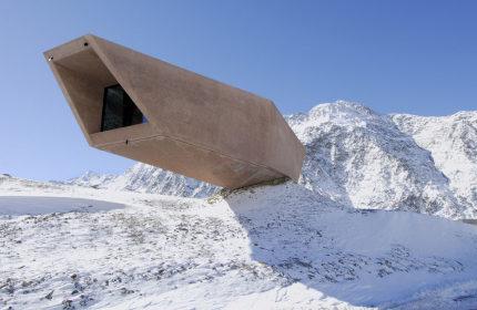 Pass Museum Timmelsjoch – Werner Tscholl Architects