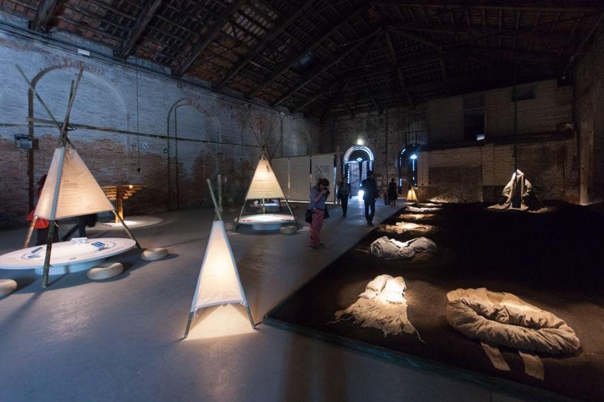 Pavilion of china venice architecture biennale 2016 for Biennale venezia 2016