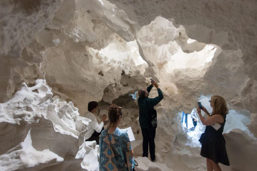 Christian Kerez investigates architecture?s limits | Switzerland -15th Biennale