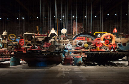 Two Arsenals, One Vessel. Turkey at the 15th Venice Architecture Biennale