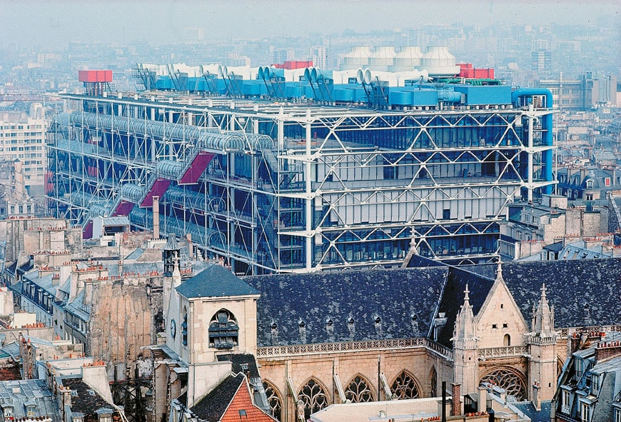 Centre Pompidou Paris 07