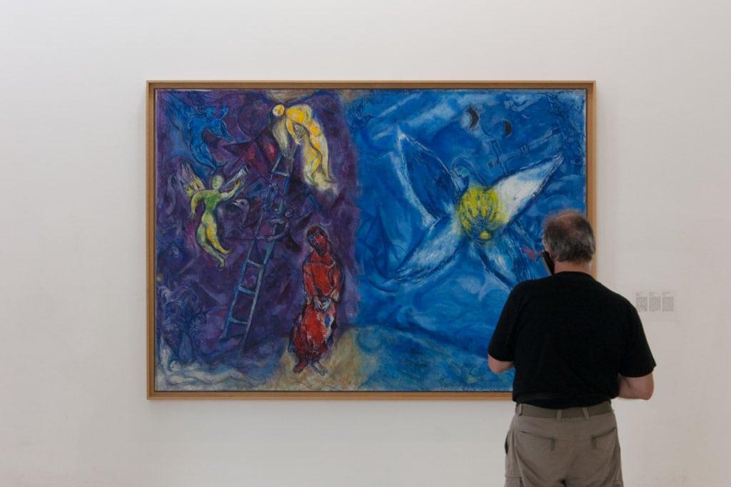 Museo Nazionale Marc Chagall - Nizza | Inexhibit Chagall Museum