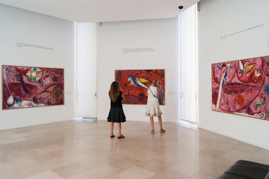 Afbeeldingsresultaat voor musee marc chagall nice
