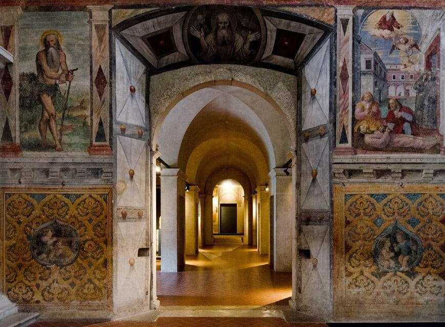 Museo Santa Giulia Brescia.Museo Di Santa Giulia Brescia Unesco S World Heritage Site