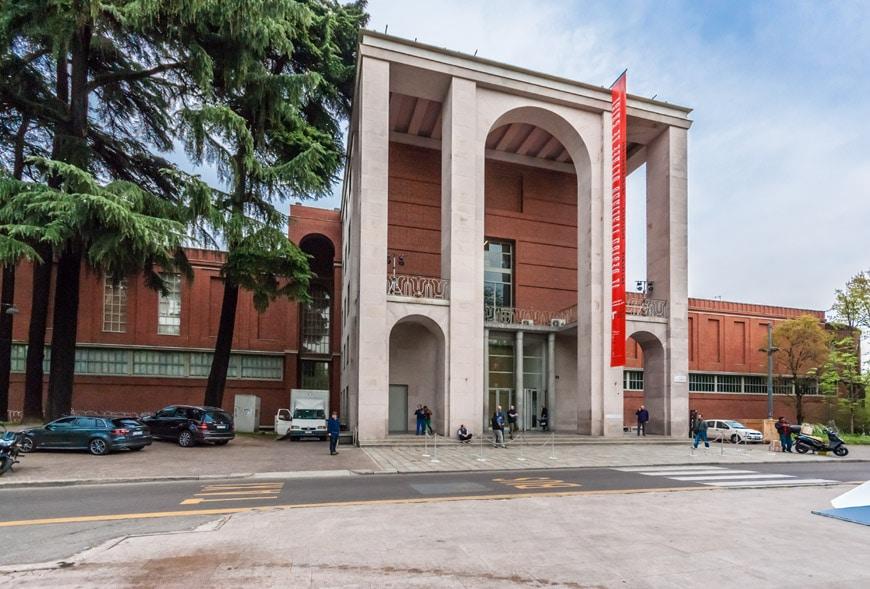 La triennale di milano triennale design museum milan for Design di milano