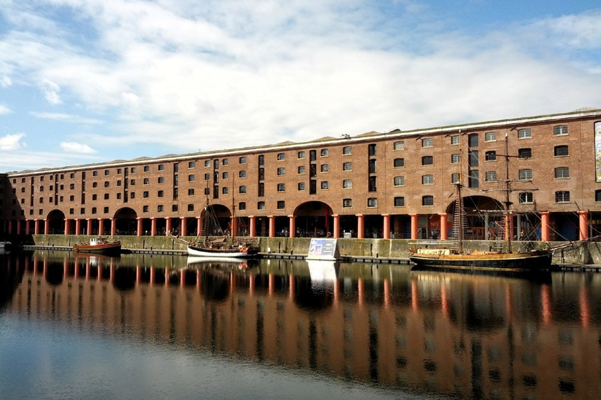 Tate Liverpool Albert Dock 1