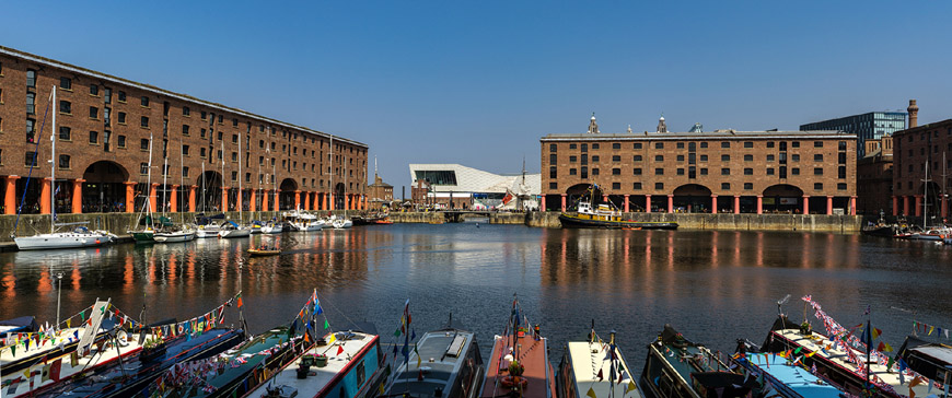 Tate Liverpool Albert Dock 2