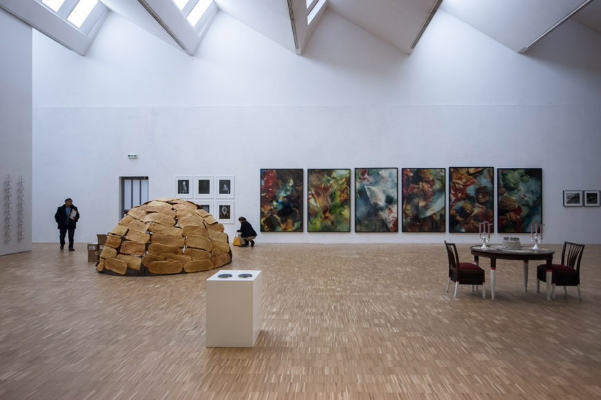 Triennale-design-Museum-arts & foods-sherman-merz-foto-inexhibit