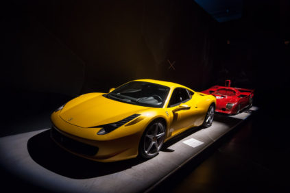 National Automobile Museum – Turin