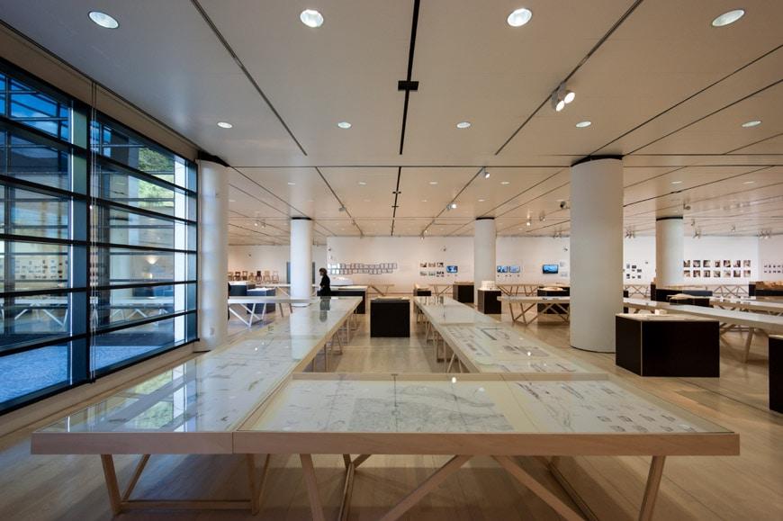 Alvaro Siza exhibition MART museum 06