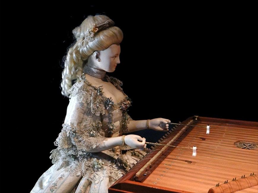 Automa Musée Arts Métiers Parigi