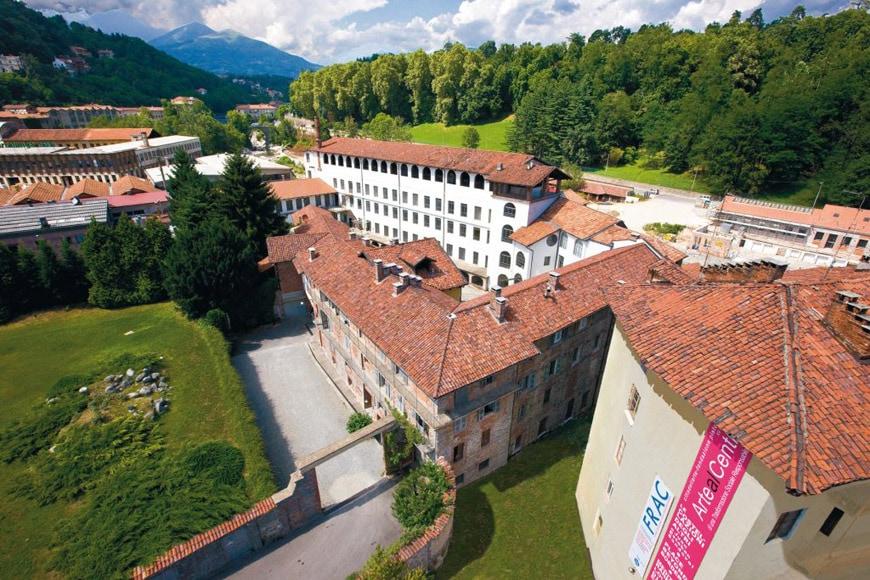 Cittadellarte Fondazione Michelangelo Pistoletto Biella Italy 1