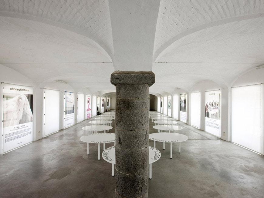 Cittadellarte Fondazione Michelangelo Pistoletto Biella Italy 3