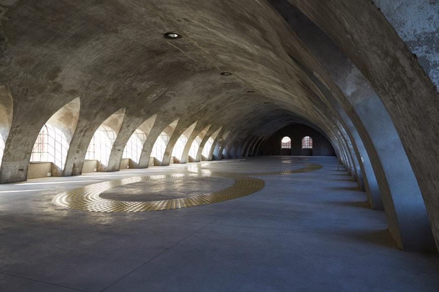 Cittadellarte Fondazione Michelangelo Pistoletto Biella Italy 4